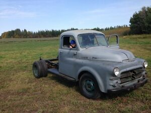 Reduced 1951 Dodge B Series Pilothouse pickup