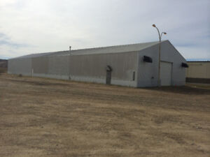 Large Metal Shed for Rent or Lease