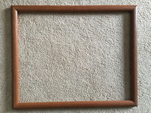Oak Picture Frames 8 x 10 and 16 x 20