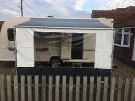 FIAMMA 310 DELUXE GREY PULLOUT AWNING