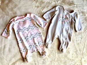 Two adorable pajamas for newborn West Island Greater Montréal image 1