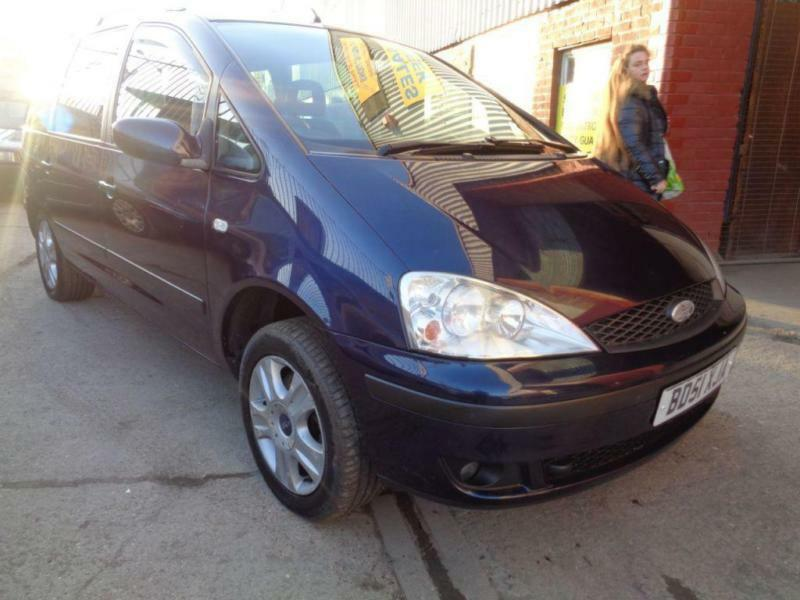 2001 Ford Galaxy 2.8 Ghia 5dr Auto 5 door MPV