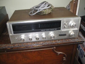 Sansui 551 Stereo Receiver