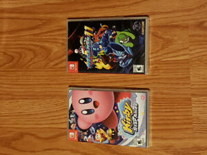 Brand new never opened switch games