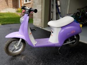 Kids razor Vaspa scooter
