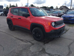 2015 Jeep Renegade Sport SUV, Crossover