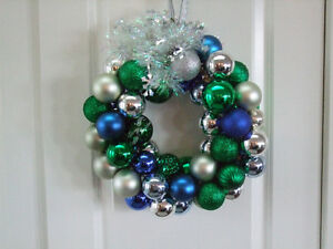 Handmade Christmas Wreaths Campbell River Comox Valley Area image 2