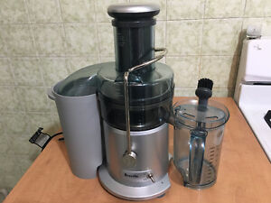 breville juice fountain instruction manual