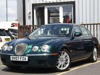 2007 Jaguar S Type 2.7d V6 SE 4dr 4 door Saloon