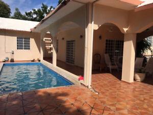 Maison La piscina, Haïti Jacmel