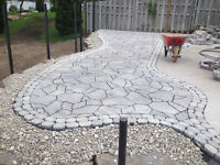 Driveways Walkways Patios Gardens Steps ~Repair & Installation~