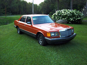Mercedes 300 SD, Turbo Diesel