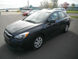 2013 Subaru Impreza BASE Sedan**REDUCED***