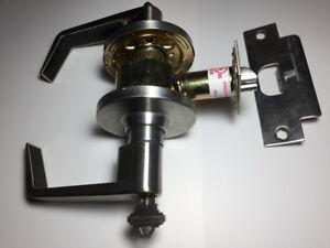 Dorex Escort Door Handles | Lightly used | Keyed to Schlage SC4