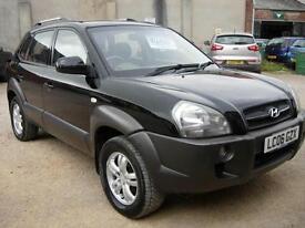 Hyundai Tucson 2.0 16v ( 4WD ) CDX