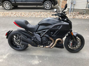 2016 Ducati Diavel - Mint Condition, Very Low Mileage