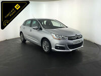 2013 CITROEN C4 VTR+ HDI DIESEL 1 OWNER FROM NEW SERVICE HISTORY FINANCE PX