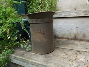 QUART CAN FROM E.T. WRIGHT CO, HAMILTON, ON (OIL CAN/RAILWAY?) Peterborough Peterborough Area image 2