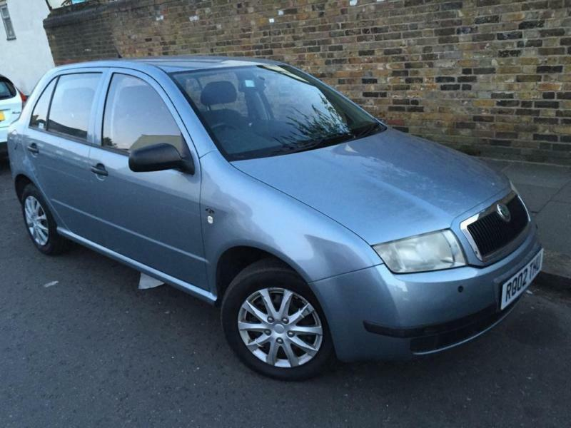 2002 skoda fabia 1 4 16v classic 5dr in ilford london. Black Bedroom Furniture Sets. Home Design Ideas