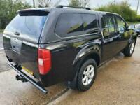 2014 Nissan Navara DCI VISIA 4X4 SHR DCB Pick Up Diesel Manual