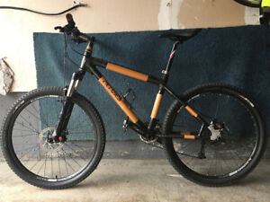 "2012 Mountain Bike - 26"" Bamboo Frame"