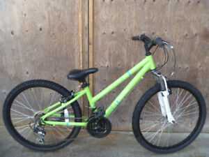 Norco Groove youth hardtail mountain bike