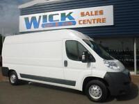 2014 Fiat DUCATO 35 H/R LWB MULTIJET Van *LOW MILES* Manual Large Van