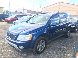 2008 PONTIAC TORRENT 170000 KM ALL WHEEL DRIVE INSPECTED