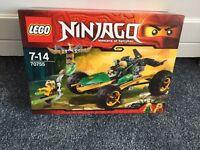 LEGO 70755 NINJAGO JUNGLE RAIDER BRAND NEW SEALED