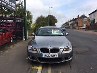 BMW 3 Series 2.0 320i M Sport 2dr automatic . HARD TOP, CONVERTIBLE, 2KEYS
