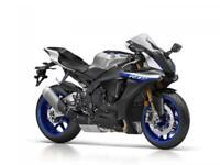 YAMAHA YZF-R1M RESERVE YOUR 2018 MODEL NOW. LIMITED EDITION...