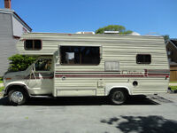 Citation camper 7200 reduced to 5500 for quick sale.