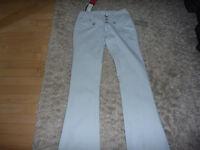 Pantalon jeans coton neuf neuf collection*Volt Premium*