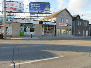 STOREFRONTS AVAILABLE: UPPER JAMES NEAR FENNEL