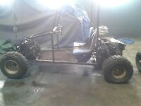 side by side buggy