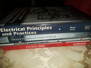 electrical Principles textbooks