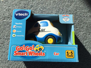 New in box Vtech Go! Go! Smart Wheels car