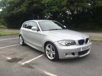 BMW 118D M sport finance arranged from £40 per week