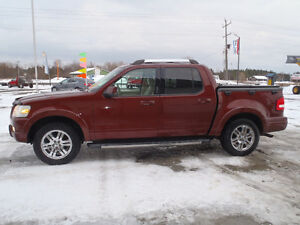 2010 Ford Explorer Sport Trac Limited Peterborough Peterborough Area image 4