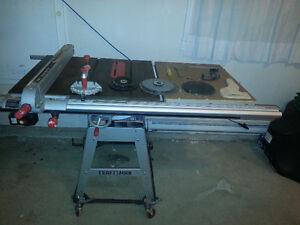 Professional Craftmans Table Saw