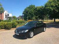 2009/59 Saab 9-3 1.9TiD Linear SE 5 Door Hatchback Black