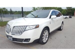 2012 Lincoln MKT EcoBoost|7 Seats|Accident Free|