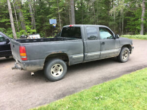 1999 Chevrolet Silverado 1500 Pickup Truck first 650 takes it !
