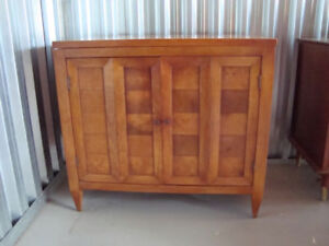 Solid Wood Bar   -  Great for a Condo!