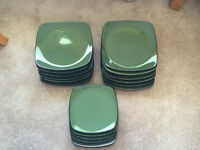 Corelle Hearthstone Dinner and Side Plates