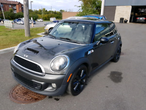 MINI COOPER S 2011 COUPE MANUAL FULLY LOADED