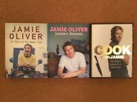 Jamie Oliver - cook books