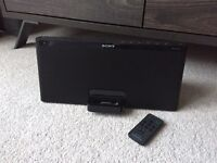 Sony Speaker Dock for IPod/IPhone. RDP-X60iP