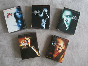 24 DVD Collection - Seasons 1 - 5