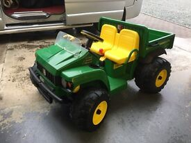Child's John Deere Gator